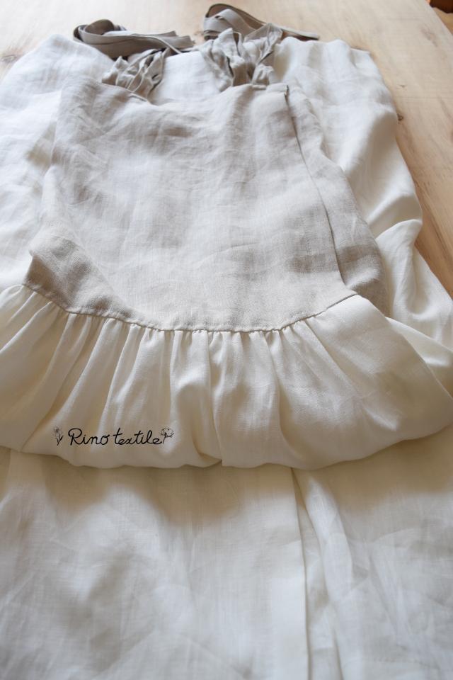 ドレスカーテン麻